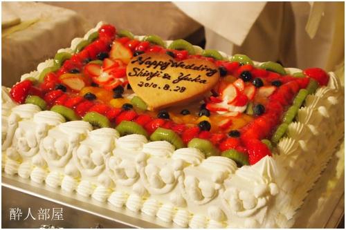 従妹の結婚式@岡山県~8月~